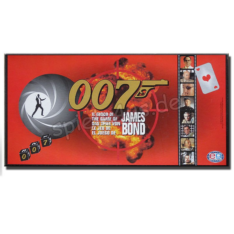 das spiel von james bond 007 spiel kaufen. Black Bedroom Furniture Sets. Home Design Ideas