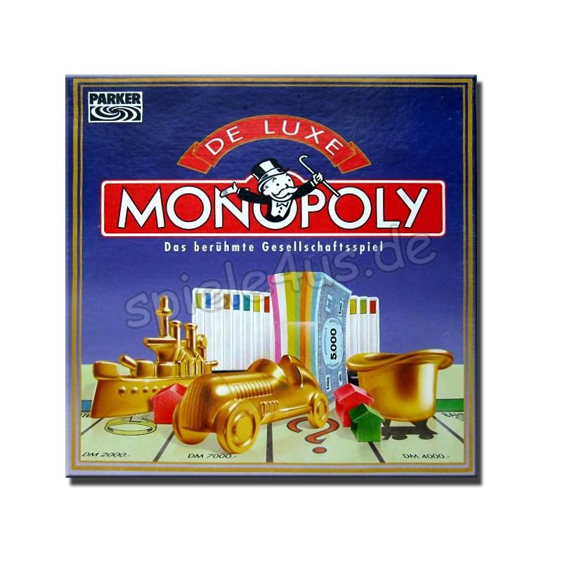 800x800 Monopoly Deluxe 14167100 gebraucht Parker