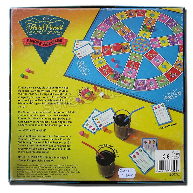 Trivial Pursuit Kinderausgabe