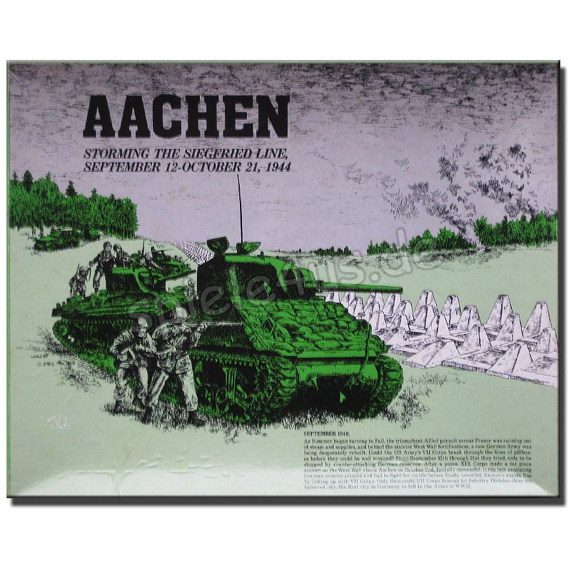 800x800 Aachen Storming the Siegfried Line gebraucht People
