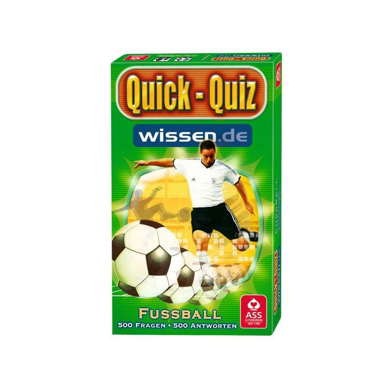 800x800 Quick-Quiz Fußball ASS Altenburger Spielkarten