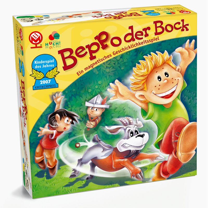 800x800 Beppo der Bock HUCH! and friends
