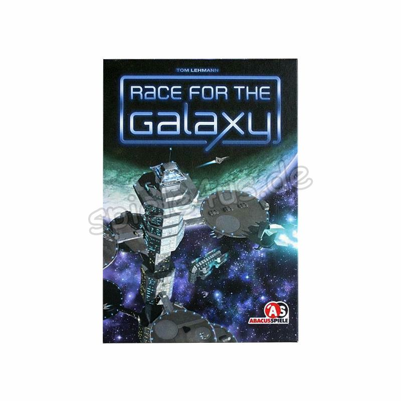 800x800 Race for the Galaxy gebraucht ABACUSSPIELE