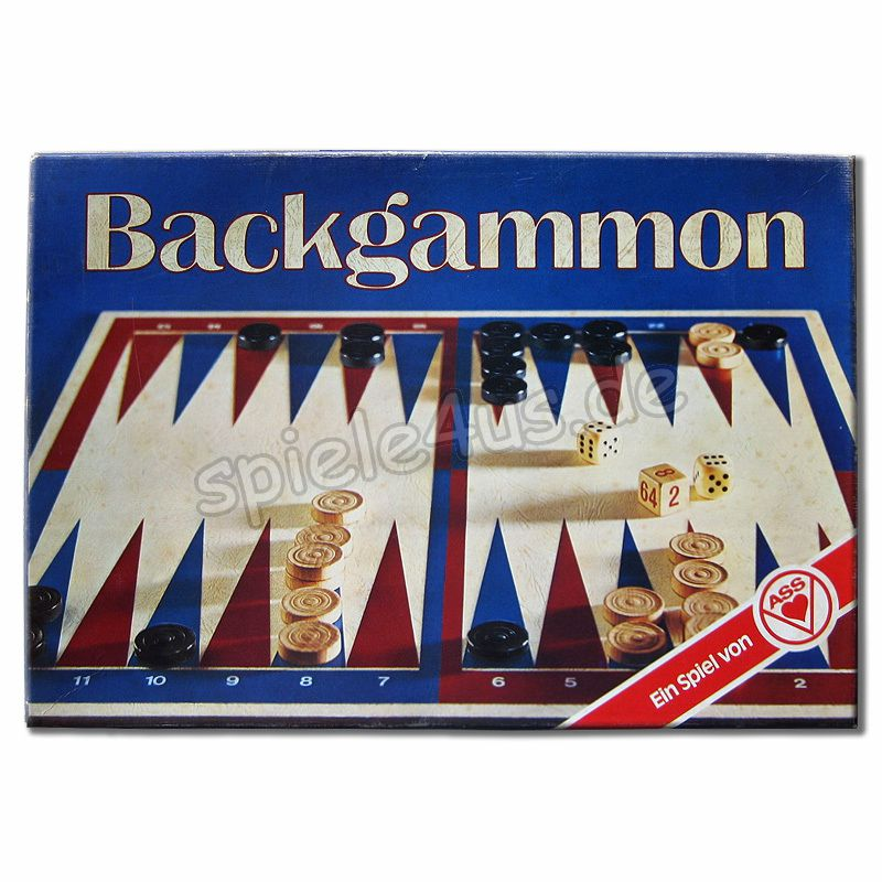 800x800 Backgammon von ASS ASS Altenburger Spielkarten