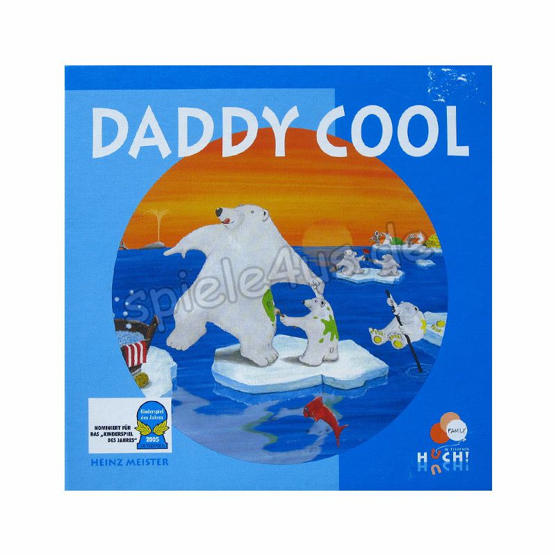 800x800 Daddy Cool gebraucht HUCH! and friends