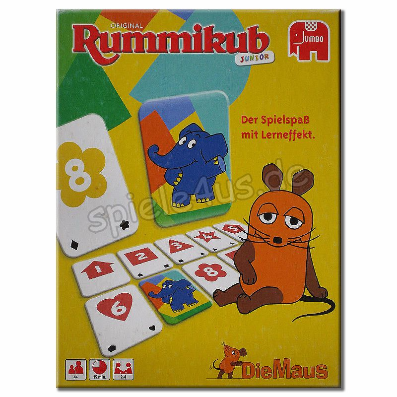 original rummikub junior spiel gebraucht kaufen. Black Bedroom Furniture Sets. Home Design Ideas