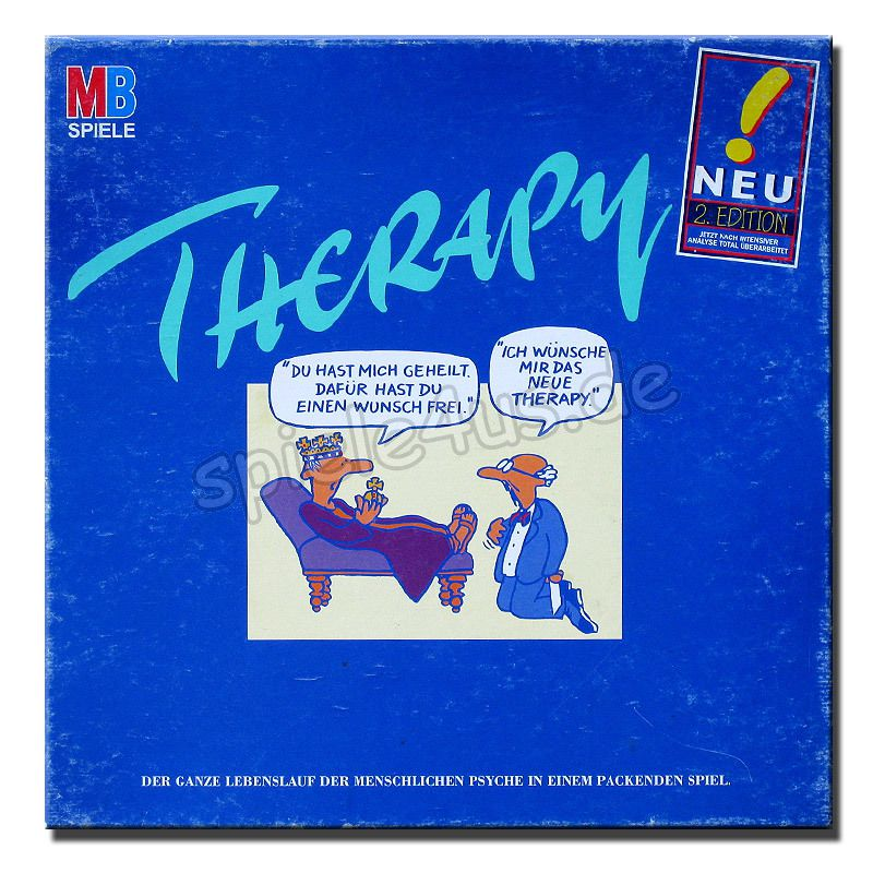 800x800 Therapy 2. Edition gebraucht MB Spiele