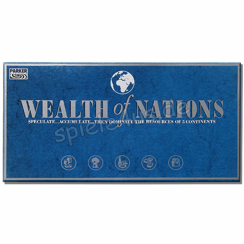 800x800 Wealth of Nations englisch gebraucht Parker