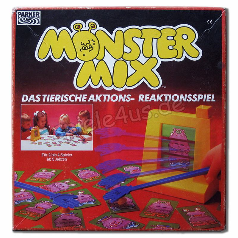 Monster Klatsch