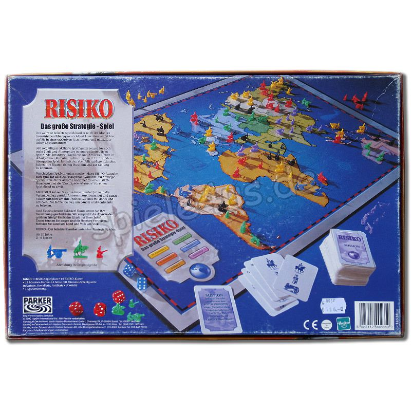 risiko spiel strategie
