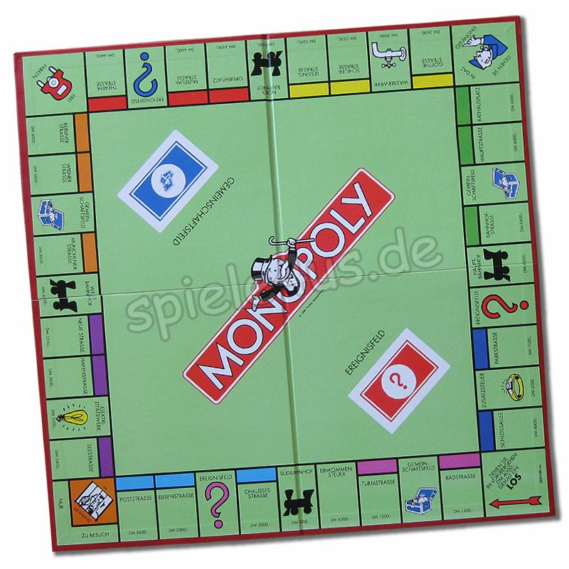 Monopoly Dm Version