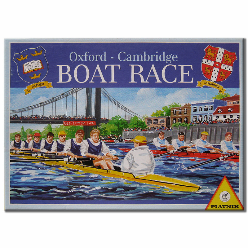 800x800 Boat Race Oxford - Cambridge gebraucht Piatnik