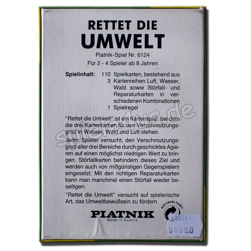 die umwelt Start studying die umwelt learn vocabulary, terms, and more with flashcards, games, and other study tools.