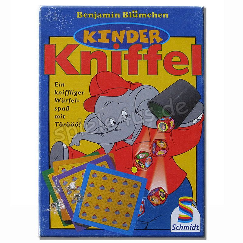 Kinder Kniffel