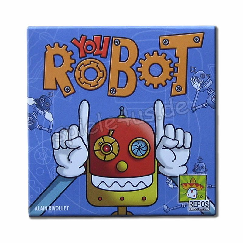 800x800 You Robot gebraucht Repos Productions