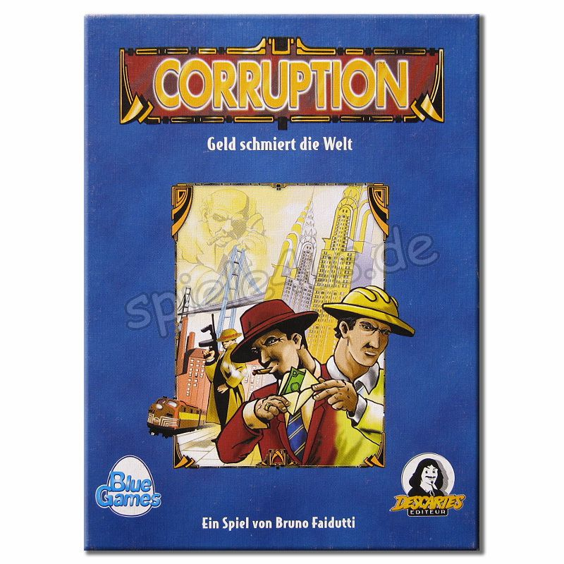 800x800 Corruption gebraucht Jeux Descartes