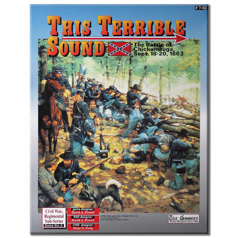 800x800 This Terrible Sound Strategiespiel gebraucht The Gamers Inc.