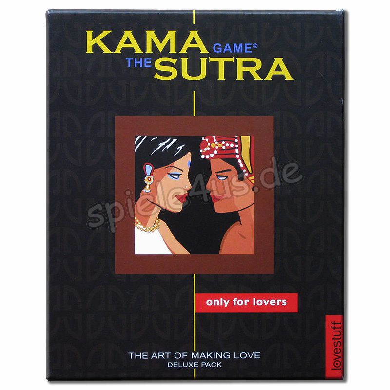 800x800 Kama Sutra The Game gebraucht lovestuffgames