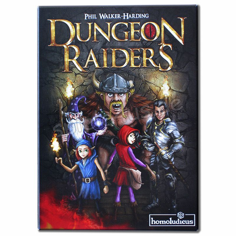 800x800 Dungeon Raiders gebraucht Homoludicus