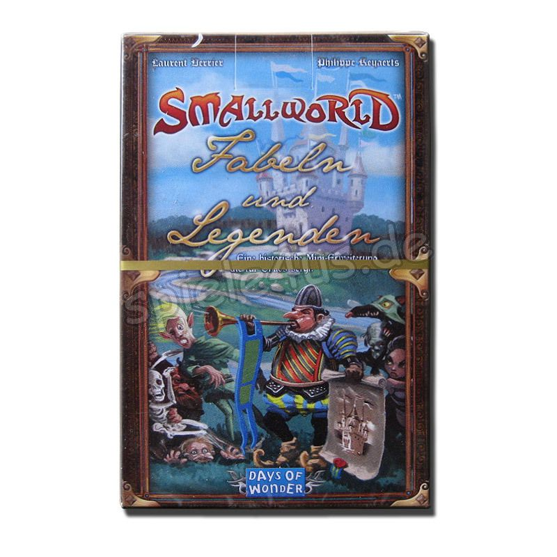 800x800 Small World Fabeln und Legenden Days of Wonder