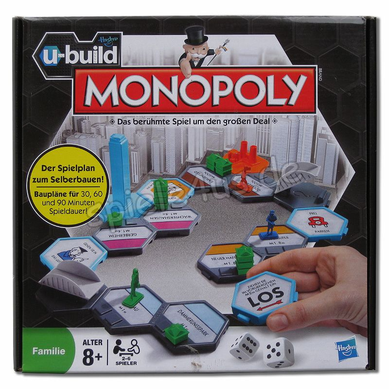 800x800 U-build Monopoly HASBRO