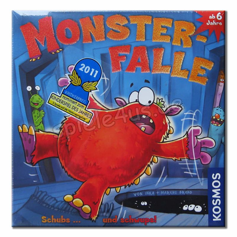 800x800 Monster-Falle KOSMOS