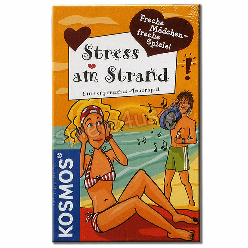 800x800 Stress am Strand KOSMOS
