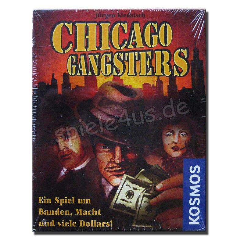 800x800 Chicago Gangsters KOSMOS