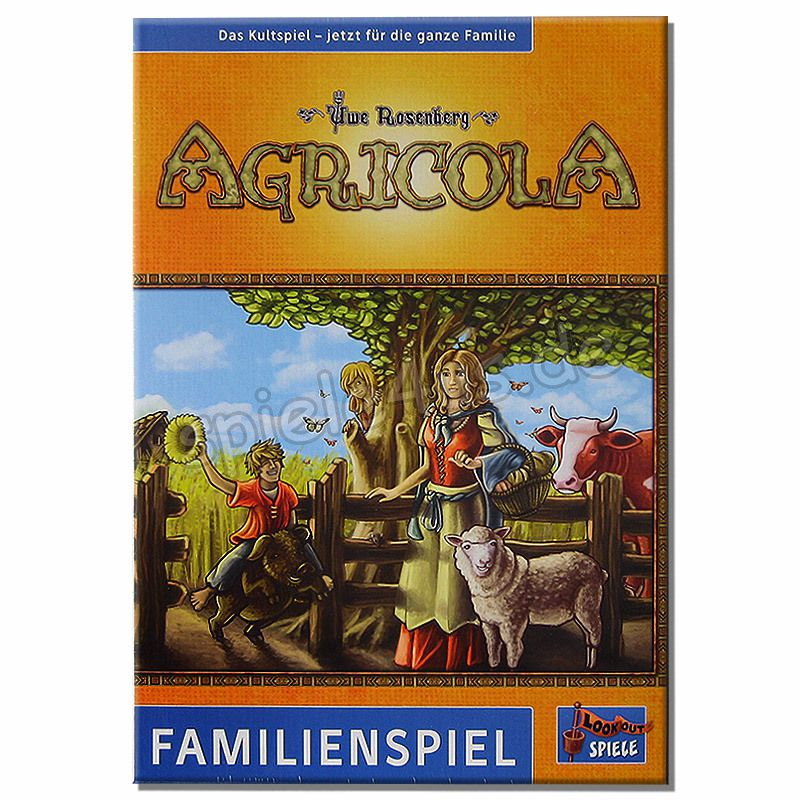 800x800 Agricola Familien-Edition Lookout Games