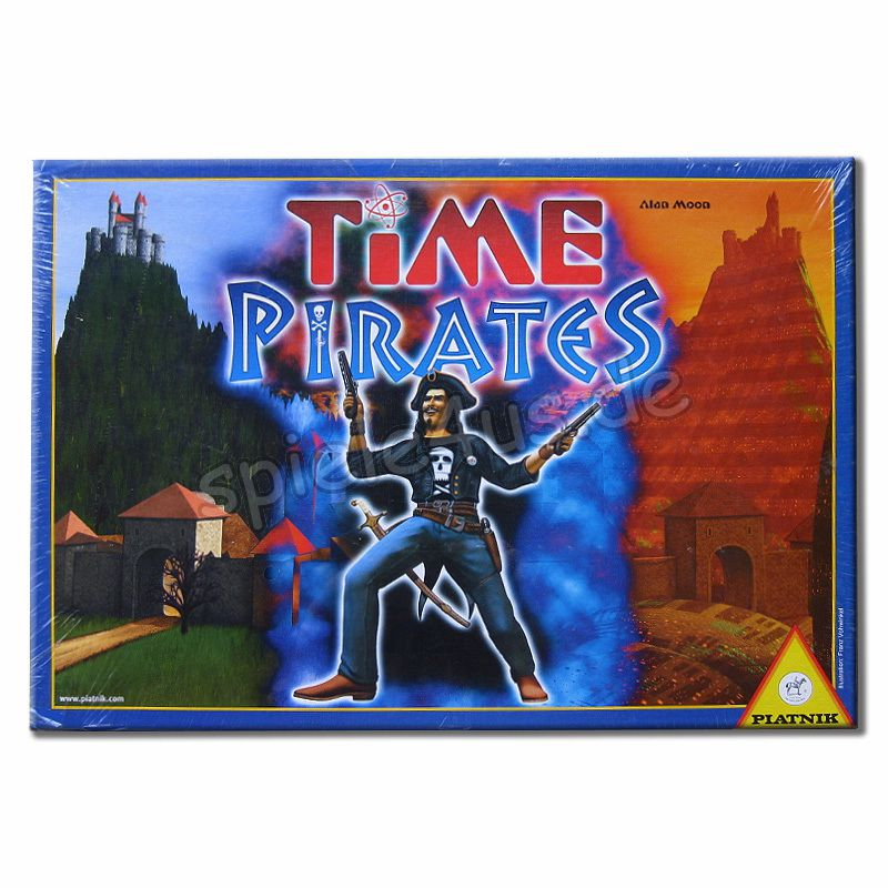 800x800 Time Pirates Piatnik