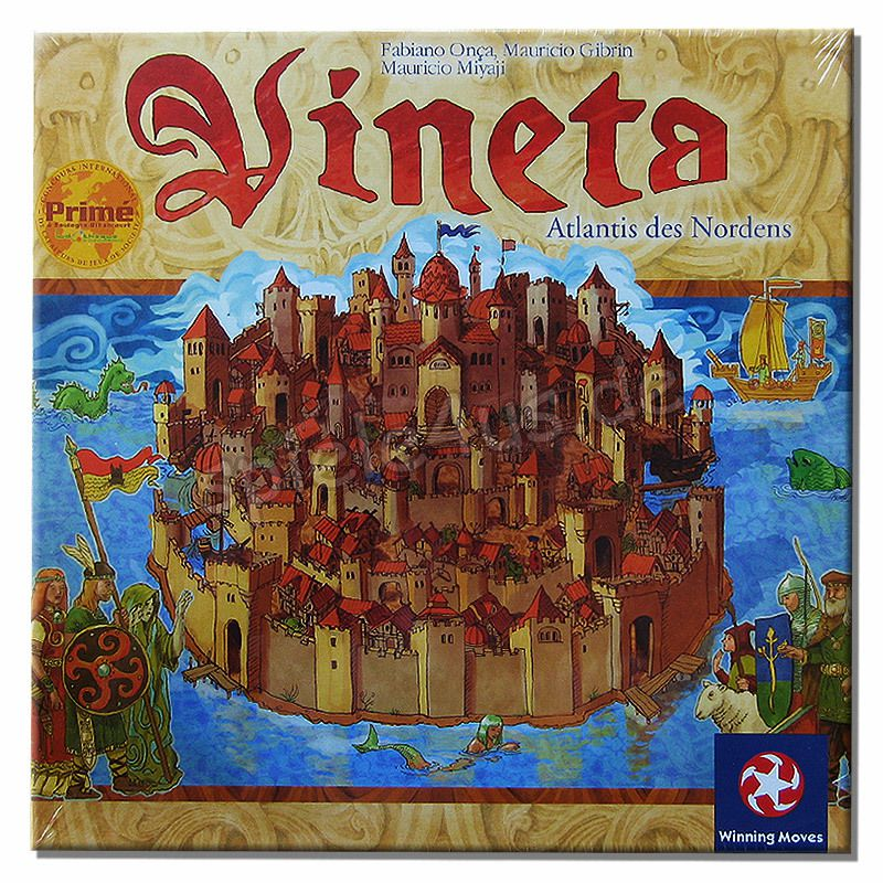 800x800 Vineta Atlantis des Nordens Winning Moves