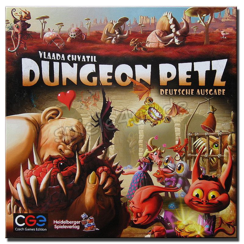 800x800 Dungeon Petz DEUTSCH CGE/Heidelberger