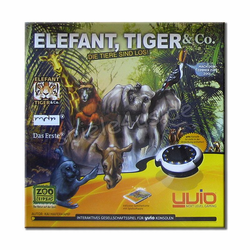 800x800 yvio Elefant, Tiger + Co. 80203 PublicSolution
