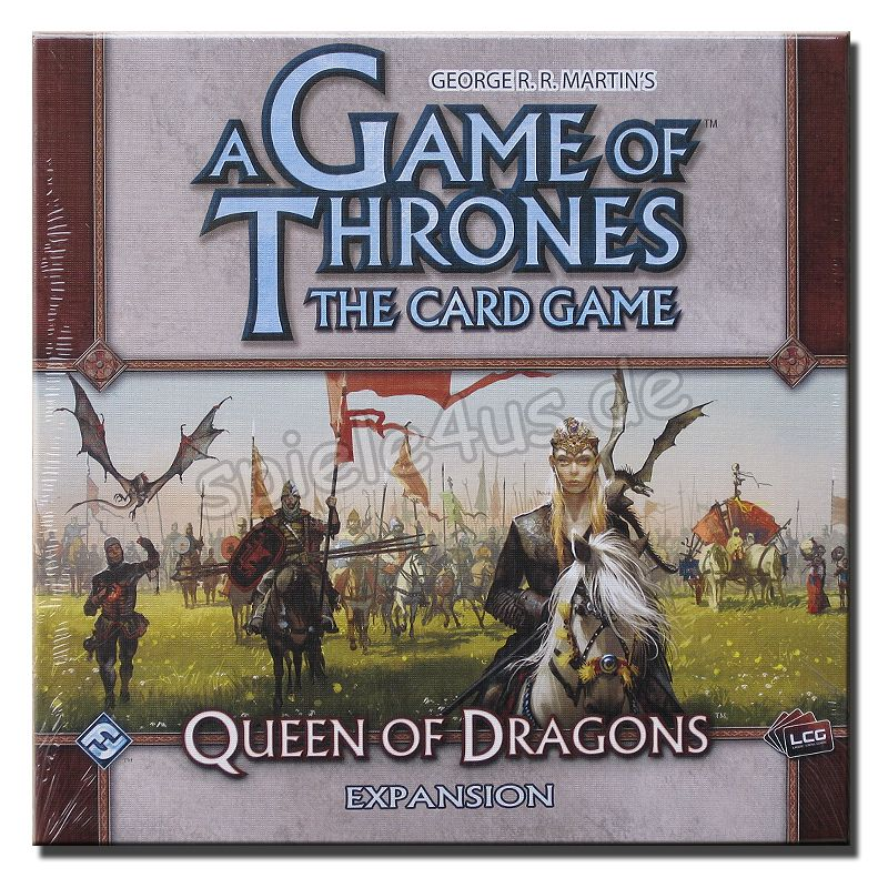 800x800 A Game of Thrones Queen of the Dragons Expansion Fantasy Flight Games