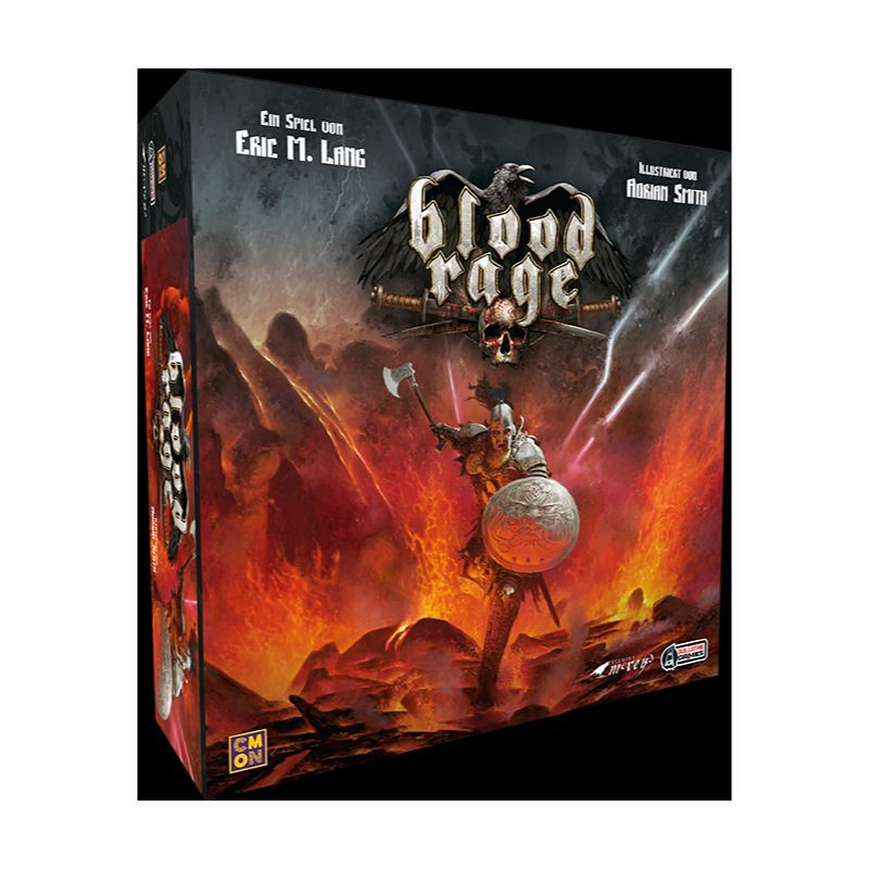 800x800 Blood Rage Cool Mini or Not