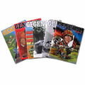 Avalon Hill General Magazin Volume 21 Nr 1-6 gebraucht