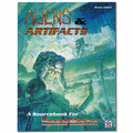 Aliens & Artifacts Sourcebook Space Master gebraucht