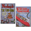 Nodwick The Card Game + Scream Machine gebraucht