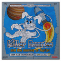 Killer Bunnies Jupiter Blue Starter Card Game gebraucht